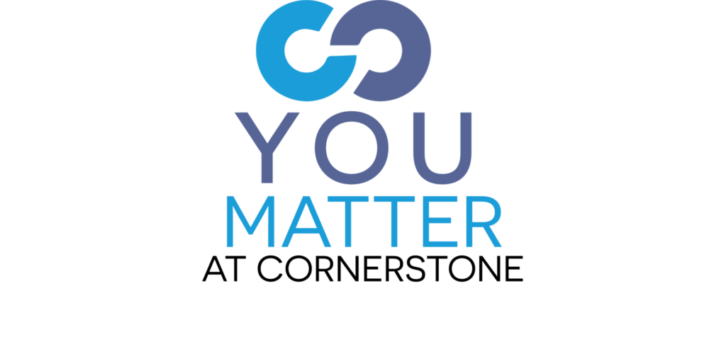 You Matter at Cornerstone